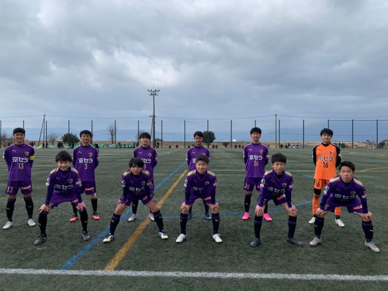 【U-14】高円宮杯JFA U-15サッカーリーグ滋賀2021 TOPリーグ第6節