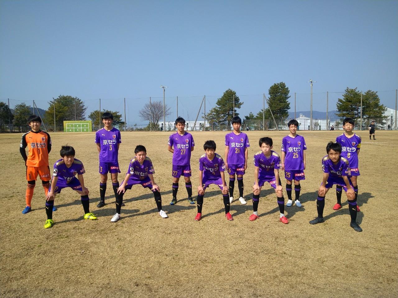 【U-14】高円宮杯JFA U-15サッカーリーグ滋賀2021 2部リーグ第2節
