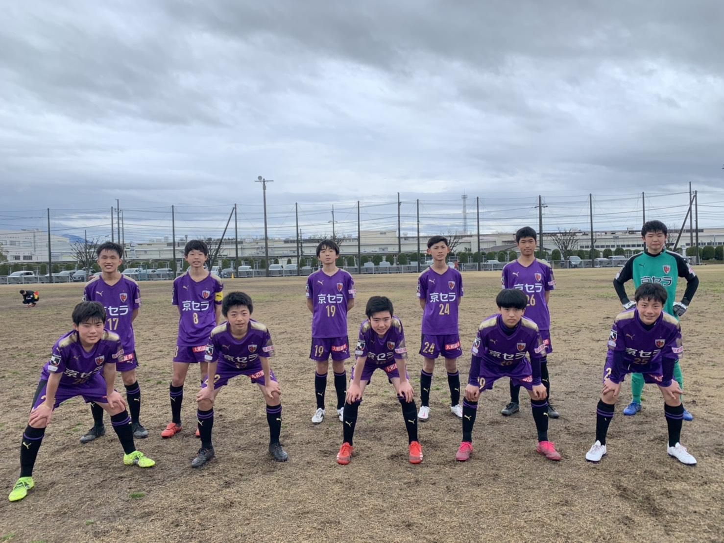 【新U-15】高円宮杯JFA U-15サッカーリーグ滋賀2021 2部リーグ第5節