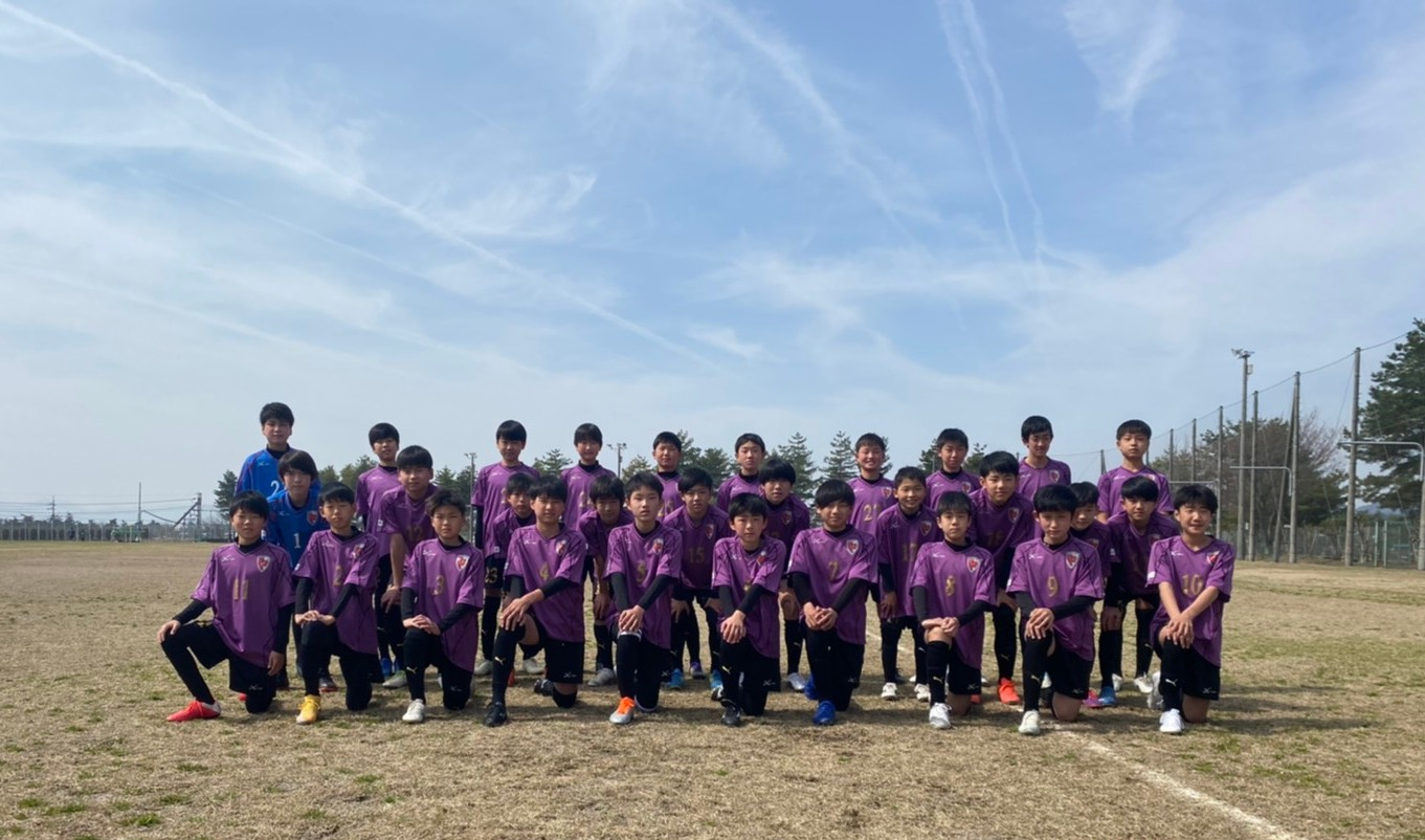 【新U-13】入団式