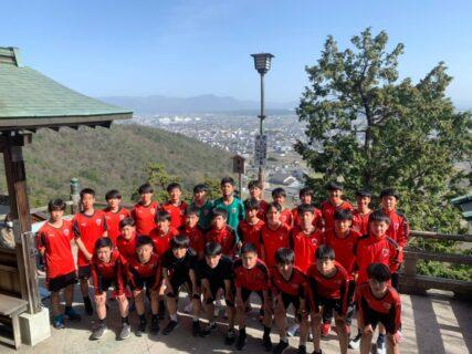 【U-15】第36回日本クラブユースサッカー選手権U-15滋賀県大会