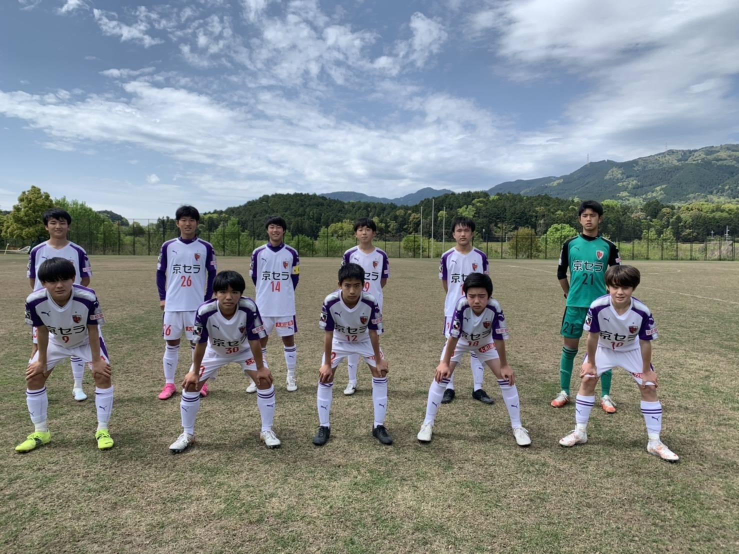 【U-15】クラブユース選手権U-15滋賀県大会予選リーグ第3節