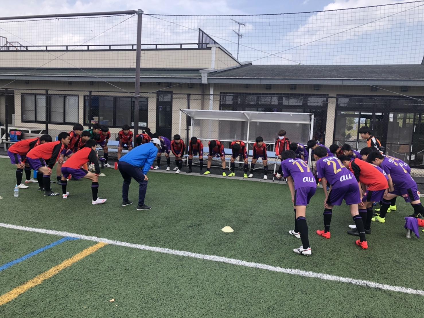 【U-15】クラブユース選手権滋賀県大会決勝トーナメント