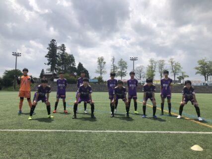 【U-15】クラブユース選手権U-15滋賀県大会予選リーグ第5節