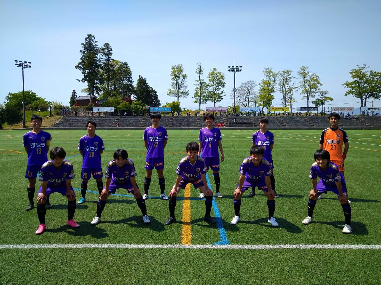【U-15】クラブユース選手権U-15滋賀県大会ラウンド8