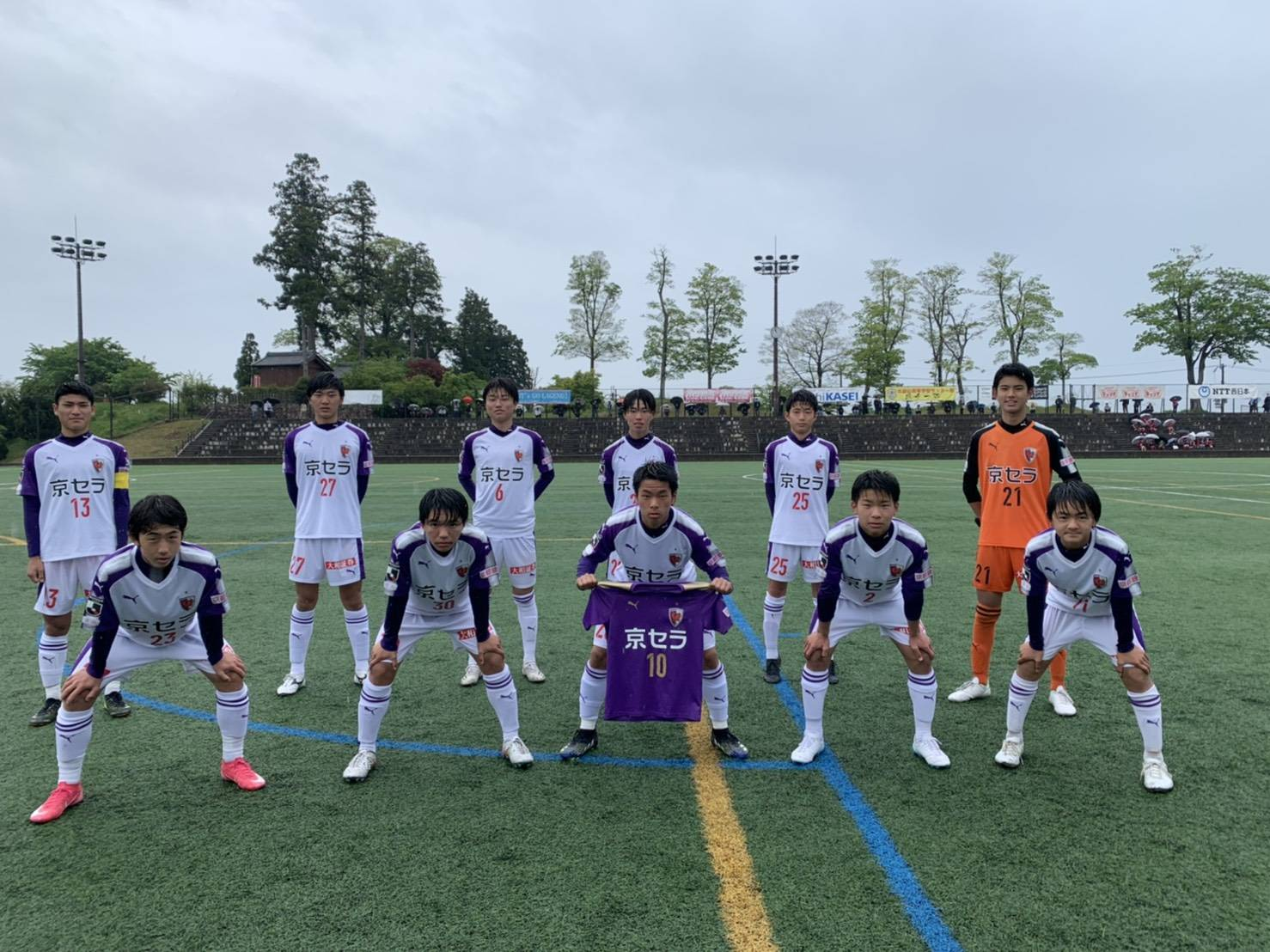 【U-15】クラブユース選手権U-15滋賀県大会Semi Final