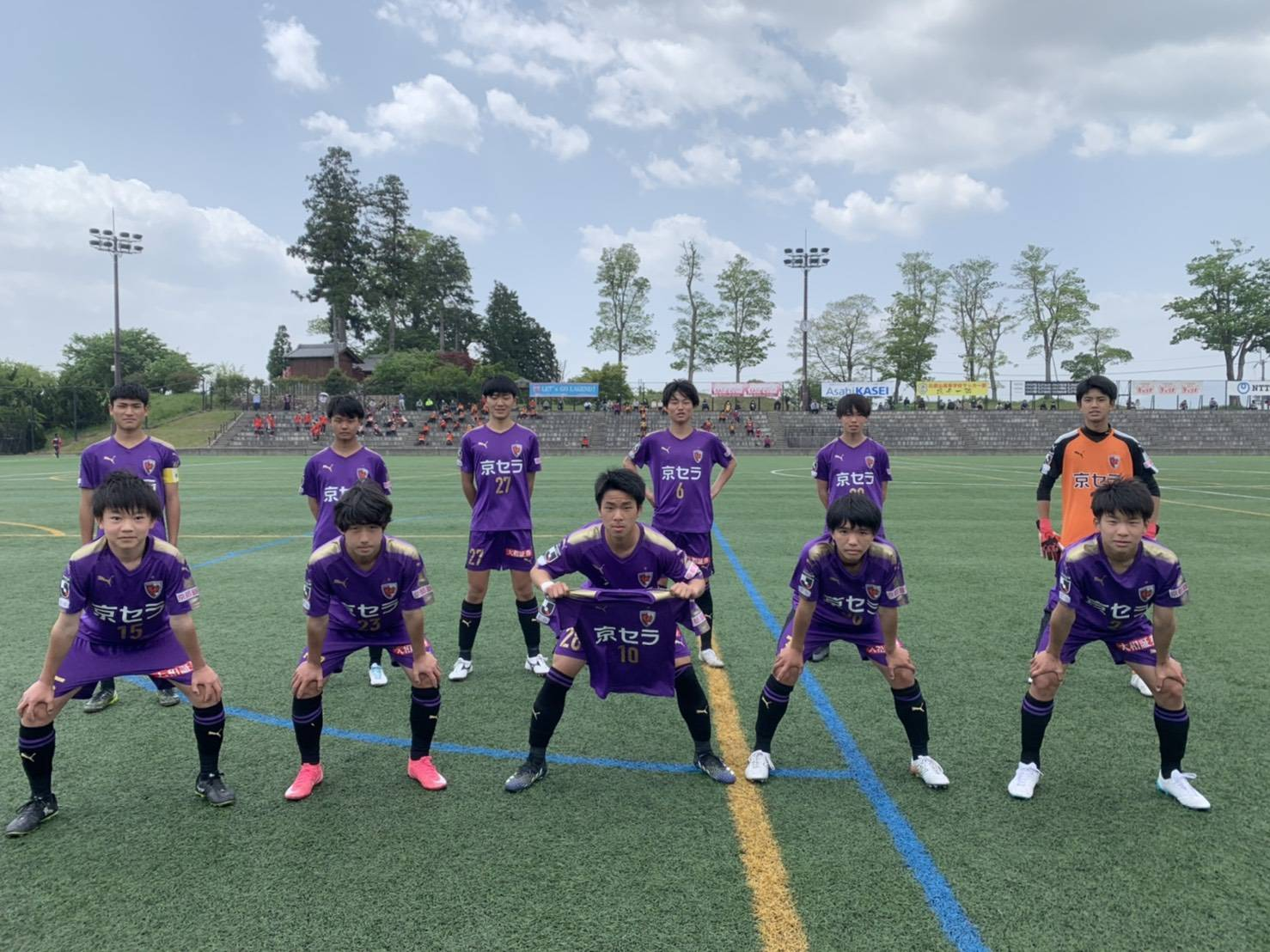 【U-15】クラブユース選手権U-15滋賀県大会3位決定戦