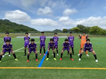 【U-15】高円宮杯JFA U-15サッカーリーグ滋賀2021 2部リーグ第9節