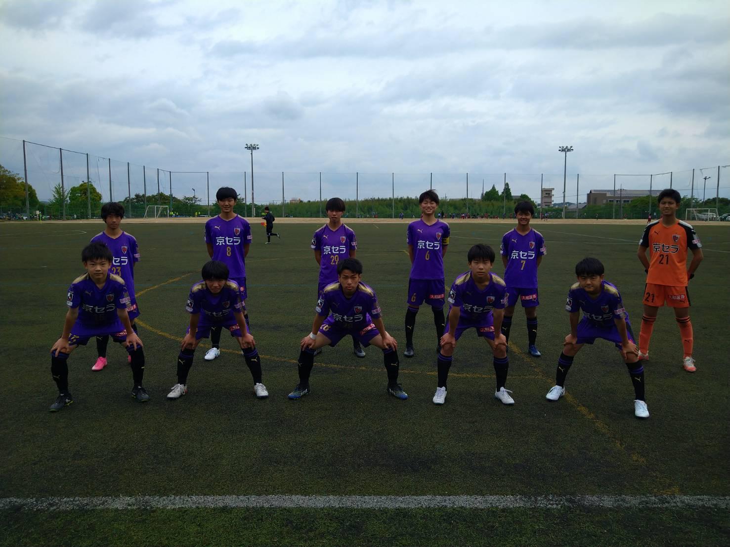 【U-15】高円宮杯JFA U-15サッカーリーグ滋賀2021 TOPリーグ第12節