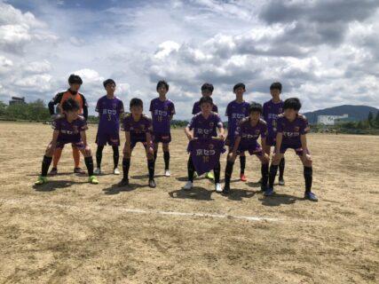 【U-15】高円宮杯JFA U-15サッカーリーグ滋賀2021 2部リーグ第10節
