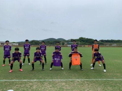 【U-15】クラブユース選手権U-15関西大会ノックアウトラウンド2回戦