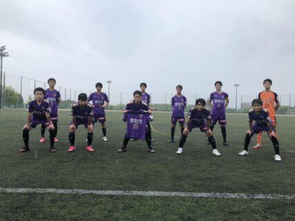【U-15】高円宮杯JFA U-15サッカーリーグ滋賀2021 TOPリーグ第13節