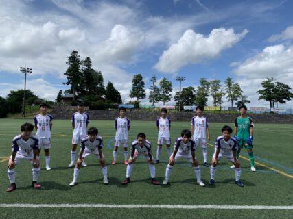 【U-15】高円宮杯JFA U-15サッカーリーグ滋賀2021 TOPリーグ第16節