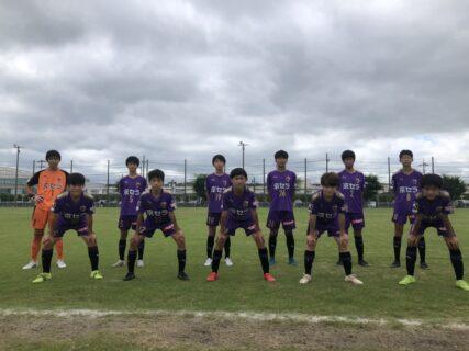 【U-15】高円宮杯JFA U-15サッカーリーグ滋賀2021 2部リーグ第14節