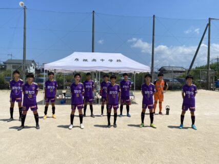 【U-15】高円宮杯JFA U-15サッカーリーグ滋賀2021 2部リーグ第15節