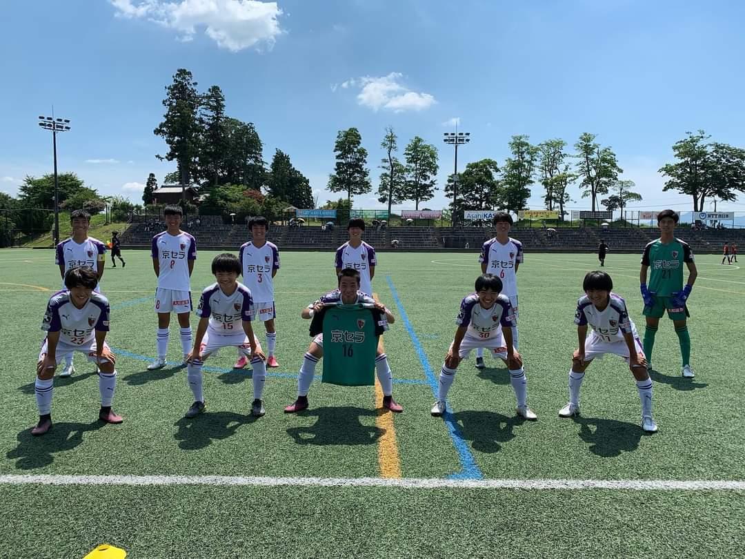 【U-15】高円宮杯JFA U-15サッカーリーグ滋賀2021 TOPリーグ第17節
