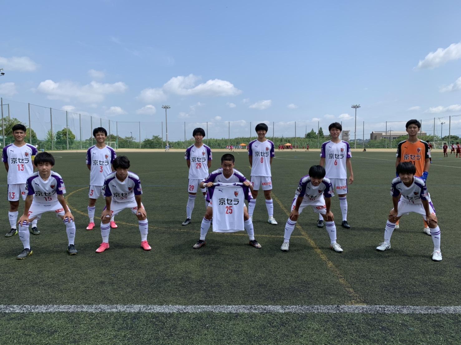 【U-15】高円宮杯JFA U-15サッカーリーグ滋賀2021 TOPリーグ第15節