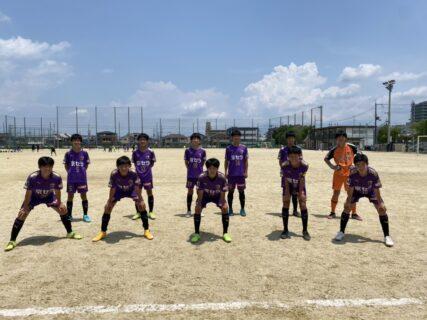 【U-15】高円宮杯JFA U-15サッカーリーグ滋賀2021 2部リーグ第12節